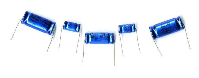 Alcap Capacitors High Power 100V