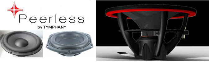 Peerless by Tymphany Speakers & Drive Units