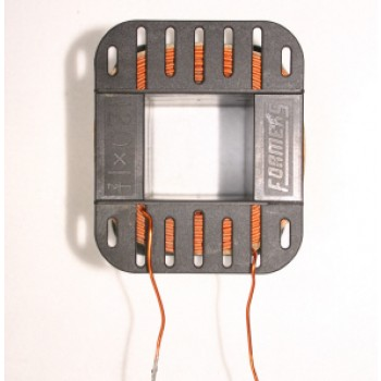 Audio Inductor AC125 Sup. Super Power Air Core 5.51mH - 6.00mH