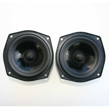 KEF B110 SP1228 6 ohm NEW Matched Pairs for  LS3/5A 11 ohm version.