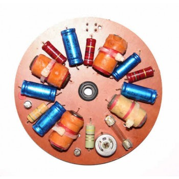 Rogers JR149 Mk1 and Mk2 Replacement Capacitor set