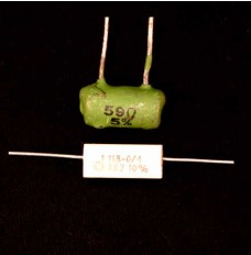 Ceramic Wire Wound Resistors 3W
