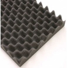 Acoustic Foam Eggbox Profile