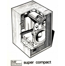 IMF Super Compact Monitor Replacement Capacitor Set