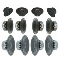 NaO II RS Speaker Kit. Drive Units Set from Falcon Acoustics