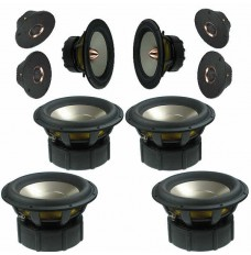 LINKWITZ ORION-3.4 ORION-3.5 Speaker Kit 10% Kit Discount