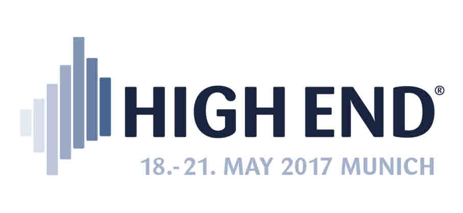 MUNICH HIGH END 18-21 MAY STAND S01 HALL 4